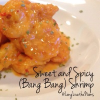 Sweet and Spicy (Bang Bang) Shrimp