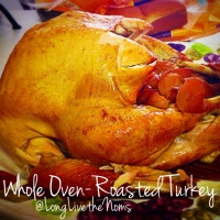 Whole Oven-Roasted Turkey